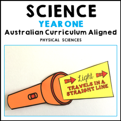 Science Year 1 Physical Sciences
