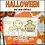 Halloween Sight Word Sentence Activity