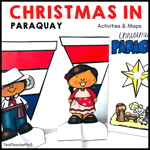 Christmas in Paraguay I Holidays Around the World