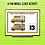 Thumbnail: Teen Number PowerPoint Counting Ten Frames Buses