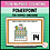 Thumbnail: Teen Number PowerPoint Counting Ten Frames Unicorn