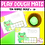 Thumbnail: Play Dough Number Mats Ten Frames Frogs 1 to 20