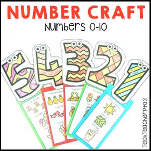 Teaching young children cardinality  with maths number sequencing.