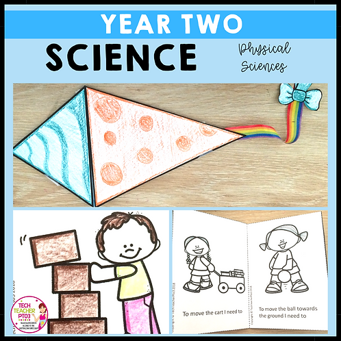 Science Year 2 Physical Sciences
