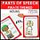 Thumbnail: Parts of Speech Pirate Nouns Grammar Activities