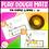 Thumbnail: Play Dough Number Mats Ten Frames Llamas 1 to 20