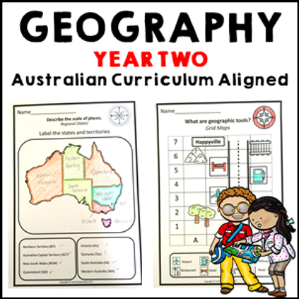 Year 2 Geography