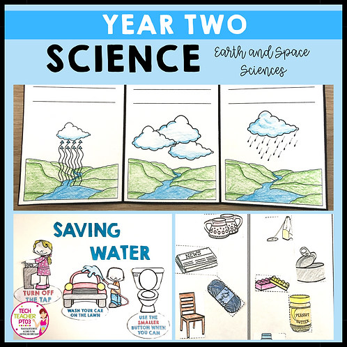 Science Year 2 Earth and Space Sciences