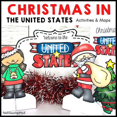 Christmas in the United States of America I Holidays Around the World