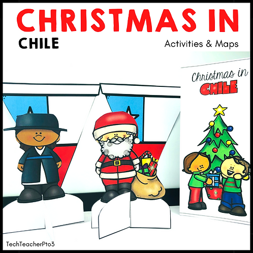 Christmas in Chile I Holidays Around the World