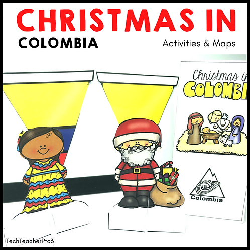 Christmas in Colombia I Holidays Around the World