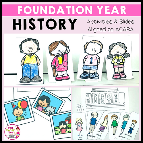 Foundation Year History