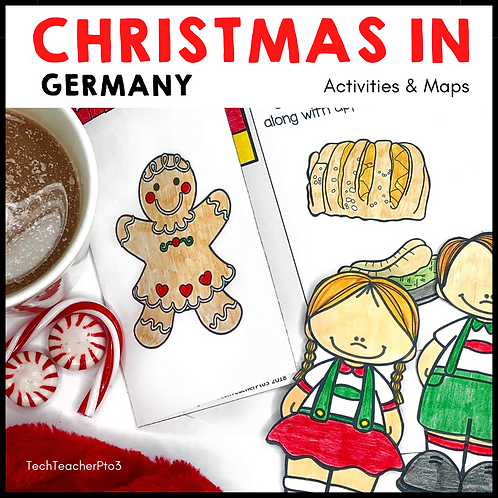 Christmas in Germany I Christmas Around the World
