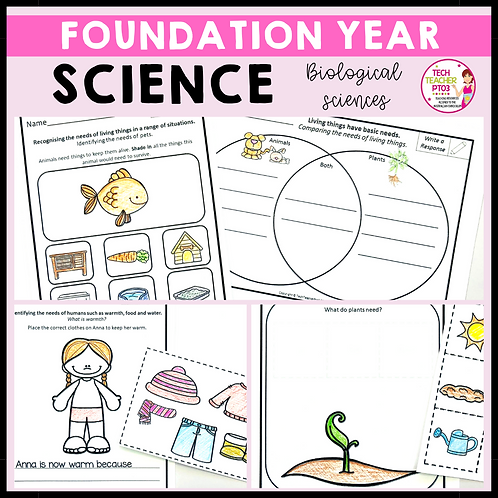 Science Foundation Year Biological Sciences