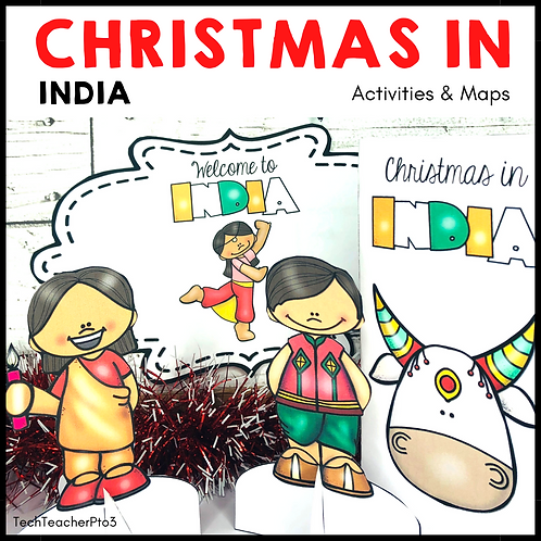Christmas in India I Holidays Around the World