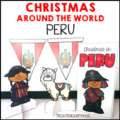 Christmas in Peru I Holidays Around the World