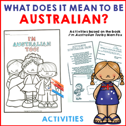 What does it mean to be Australian?