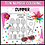 Thumbnail: Teen Number Colouring Worksheets Summer Ten Frames Tally Marks Addition