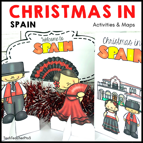 Christmas in the Spain I Holidays Around the World