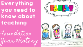 Everything you need to know about teaching Foundation Year History