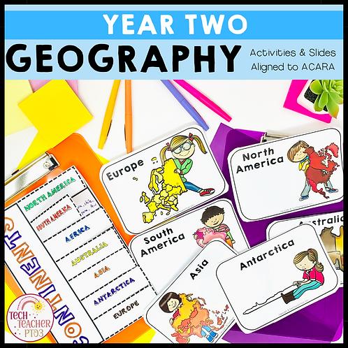 Year 2 Geography