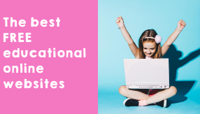 The best free educational online websites for work from home