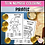 Thumbnail: Teen Number Colouring Worksheets Pirate Ten Frames Tally Marks Addition