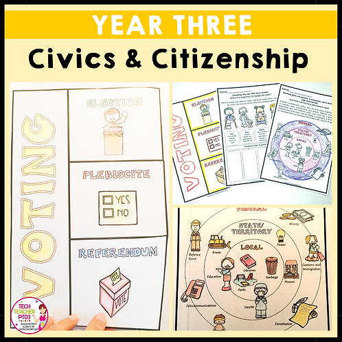 Year 3 Civics & Citizenship