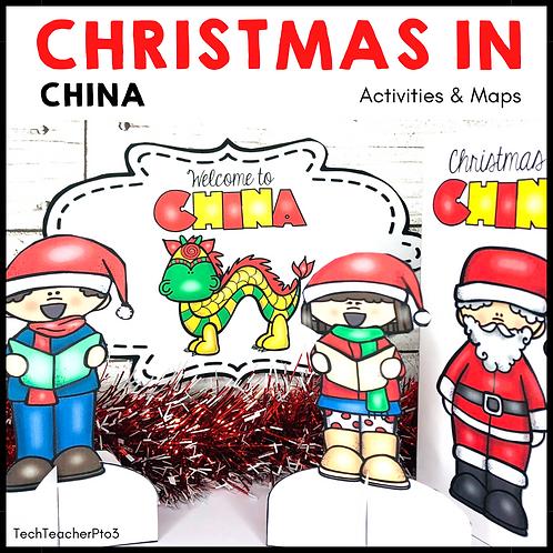 Christmas in China I Christmas Around the World