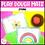 Thumbnail: Spring Play Dough Mats