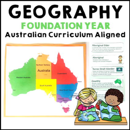 Foundation Year Geography