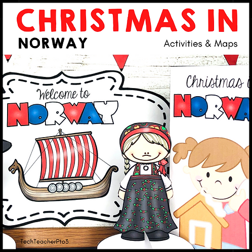 Christmas in Norway I Holidays Around the World