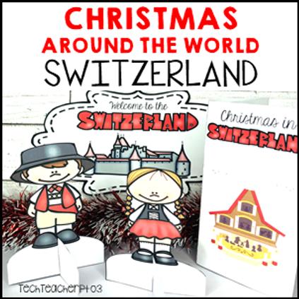 Christmas in Switzerland I Holidays Around the World