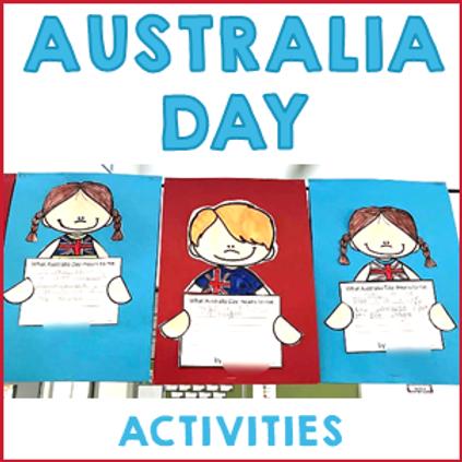 Australia Day Activity Pack