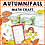 Thumbnail: Autumn/Fall Math Craft Activities