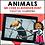 Thumbnail: Animal Features QR Code Scavenger Hunt