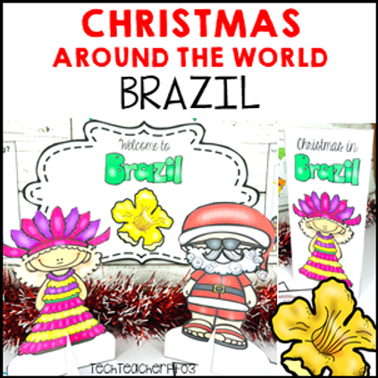 Christmas in Brazil I Holidays Around the World