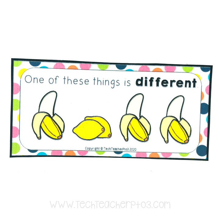 An attribute is a term used in maths teachings that refers to the properties of a shape or an object. For example, shape, colour or size.