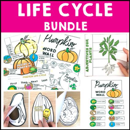 SAVE 20% Life Cycle Bundle Activities