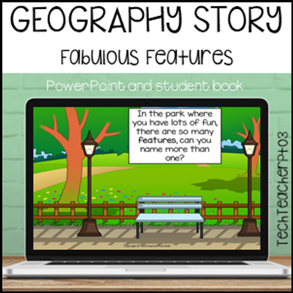Geography Story Fabulous Features