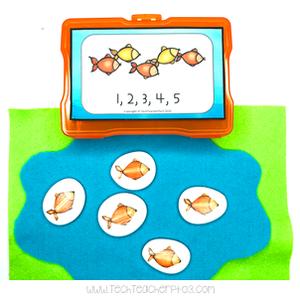 Nursery Rhyme Counting Activities
