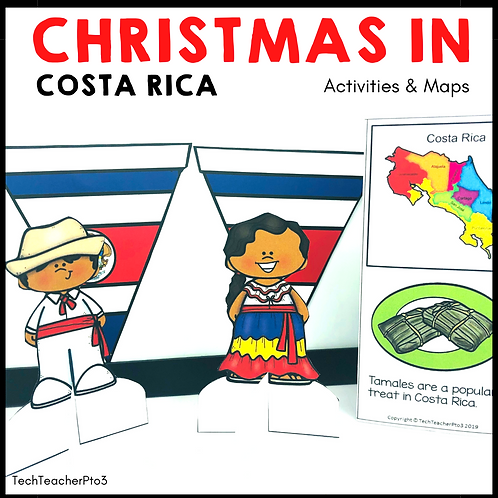 Christmas in Costa Rica I Holidays Around the World
