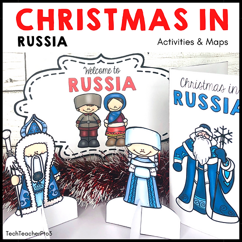 Christmas in Russia I Holidays Around the World
