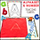 Thumbnail: Alphabet and Number Tracing Flash Cards