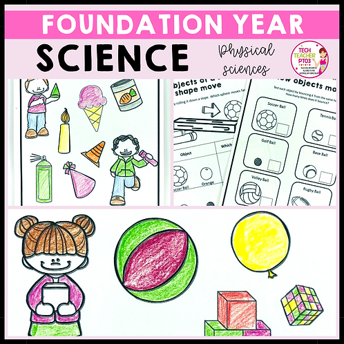 Science Foundation Year Physical Sciences