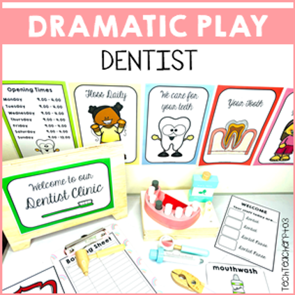 Dramatic Role Play Dentist