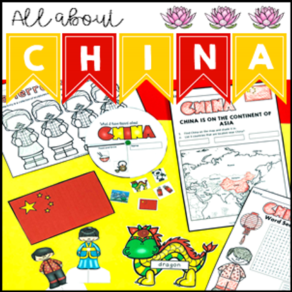 All about China