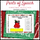 Thumbnail: Parts of Speech Christmas Adjectives Google Slides ™ Distance Learning