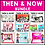 Thumbnail: SAVE 20% Long Ago and Today Then Now Social Studies Bundle