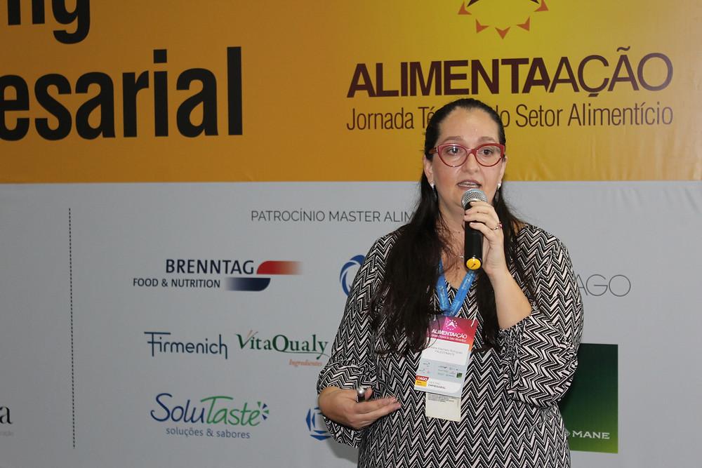 Tendências foram apontadas pela engenheira de alimentos do Senai Lisiane Machado Rodrigues - Crédito: Simone Rockenbach